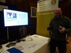UK Unitarian TV Exhibition